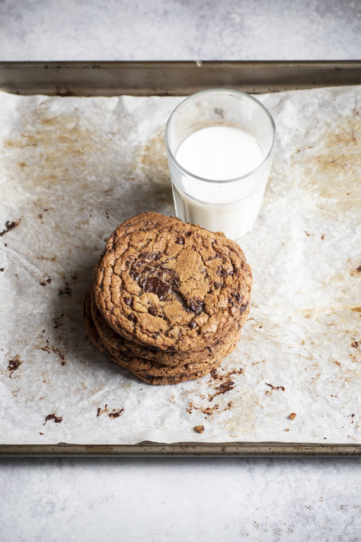 Chocolate chip cookies (a really yum recipe)